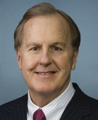 Congressman Robert Pittenger of North Carolina's 9th Congressional District.