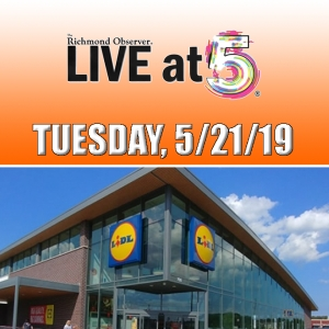 LIVE at 5 (Tuesday, 5/21/19)
