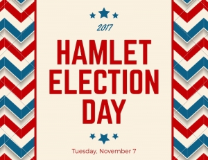 Hamlet Election Preview: City Council candidates Jesse McQueen, Stephanie Dixon and Jerry Lamont are featured.