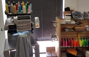 Local Business Spotlight: The Embroidery Corner