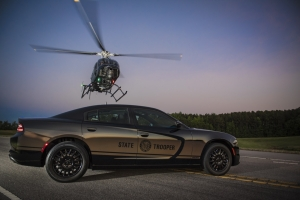 N.C. State Highway Patrol enters cruiser contest