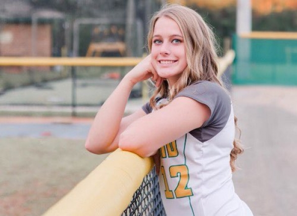 Savannah Lampley, a 2019 RSHS graduate, will transfer to Wingate University to play softball in the fall.