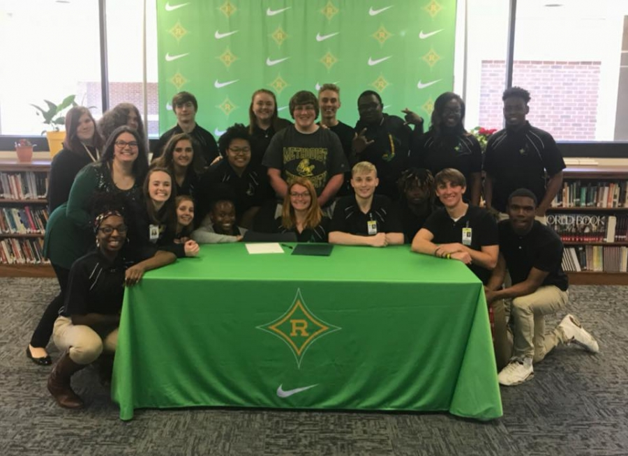 Cameron McDonald Receives Scholarship to Methodist University