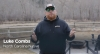 Country music artist Luke Combs encourages his fellow North Carolinans to keep the roads clean in a new PSA for the N.C. Department of Transportation.