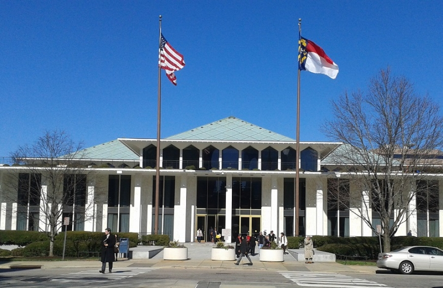 N.C. Senate budget includes large pay raises for state workers