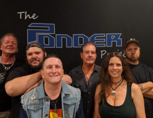 "Local rock band The Ponder Project will be performing at the ""Car""cet at the Cole on Friday starting at 6 p.m."