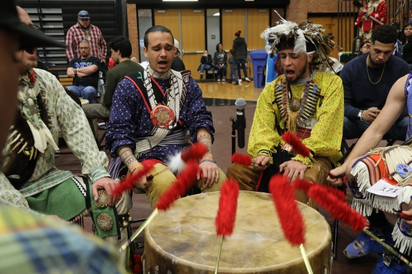 The third annual #BraveNation Powwow and Gathering will be held Saturday, March 23 in the gym of the English E. Jones Athletic Center at The University of North Carolina at Pembroke