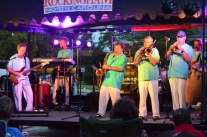 Rockingham cancels July Plaza Jam show with the Embers
