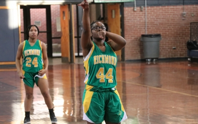 JV Lady Raiders drop SAC opener to Purnell Swett