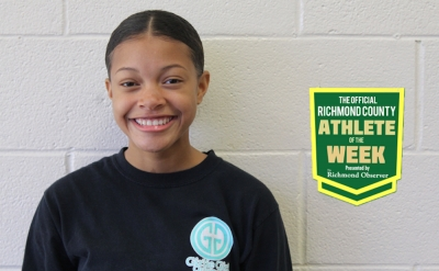 Candace Little: The Official Richmond County Female Athlete of the Week