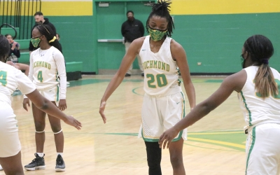 Lady Raiders show 'character' in SAC-opening win over Purnell Swett