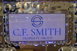 Tri-City, Inc. unveiled its rebranding as C.F. Smith Property Group on Thursday.