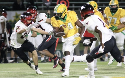 Coleman, Tillman lead aggressive rushing attack as No. 4 Richmond ousts No. 5 Middle Creek