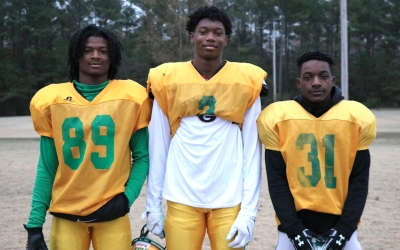 Trio of juniors create buzz during breakout season for Raiders