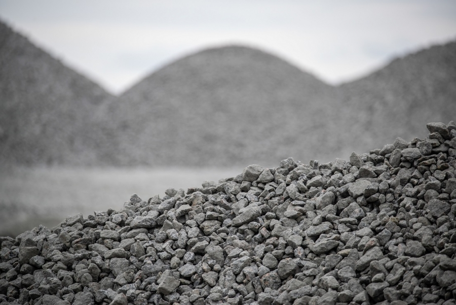 Vulcan Materials announced plans to develop a 68-acre site north of its current granite mine. Another expansion is planned within the next few years.
