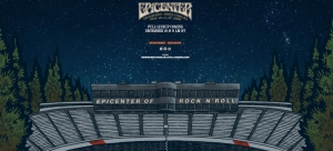 A website created for the Epicenter music festival, scheduled for May 10-12 at the Rockingham Festival Grounds, encourages future attendees to book hotel rooms.