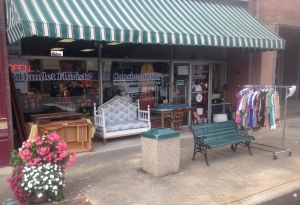 Hamlet Local Business Spotlight: Hamlet Florist and Consignment Shop