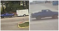 Rockingham Police seek driver of truck used to steal trailer