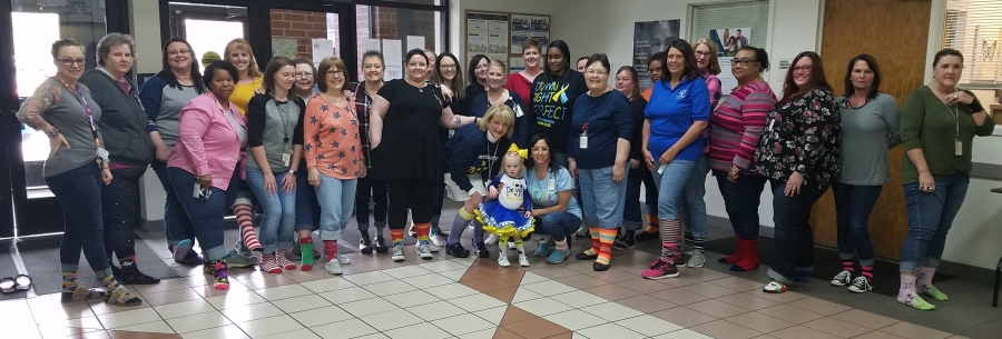 The Richmond Observer - DSS, Health Department employees rock their