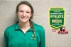 Sophomore swimmer Maylyn Wallace has been named the Official Richmond County Female Athlete of the Week.