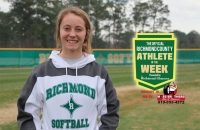 Senior Madison Jordan has been named the Official Richmond County Female Athlete of the Week.