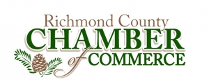 Richmond County Chamber of Commerce logo.