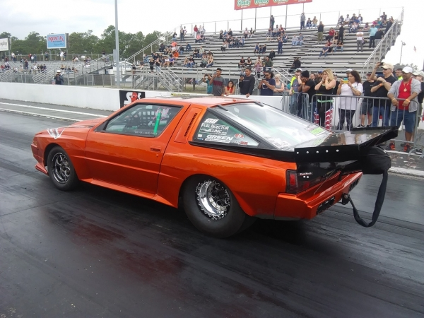 Dufresne doubles up in Modern Street Hemi Shootout; Fuentes among winners in sixth Import Faceoff