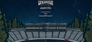 The Epicenter music festival is expected to bring around 100,000 rock fans to Richmond County next May and have a $40 million impact on the regional economy.