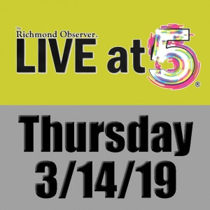 LIVE at 5 (Thursday, 3/14/19)