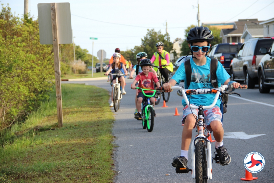 A record number of children will be getting helmets through the NCDOT Bicycle Helmet Initiative.