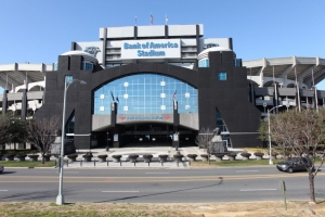 Bank of America Stadium in Charlotte and other venues will be able to open under Phase 3, but only at 7%, according to Gov. Roy Cooper.