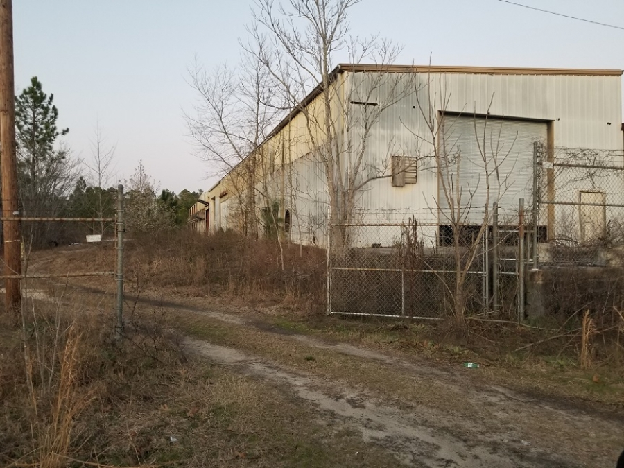The former Tartan Yacht facility will be torn down, thanks to a $75,000 demolition grant from the Rural Infrastructure Authority of the N.C. Department of Commerce.