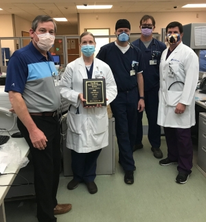 FirstHealth Moore Regional Hospital–Richmond names 2021 Doctor of the Year
