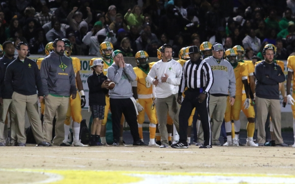 Contributor Deon Cranford explains why Richmond's 35-32 win over Myers Park wasn't an upset win.