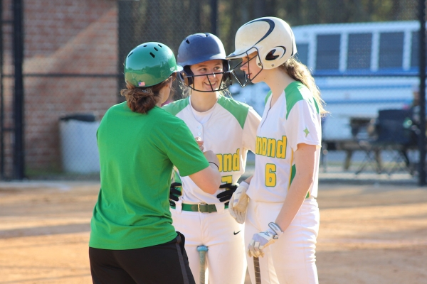 The JV Lady Raider softball team overcame a slow start to win six of its final 10 games in 2019.