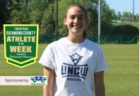 Chloe Wiggins has been named the Official Richmond County Female Athlete of the Week.