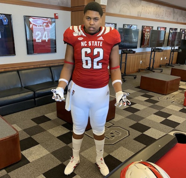 BREAKING: Davis chooses Wolfpack over other D-I offers