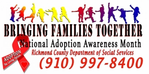 "Richmond County Department of Social Services Seeking ""Forever Families"" for Adoptive Teens"