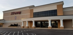 The Rockingham J.C. Penney store is one of five being closed in North Carolina after the company filed for bankruptcy.