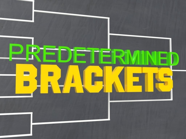 Deon Cranford looks at the pros and cons of predetermined playoff brackets.