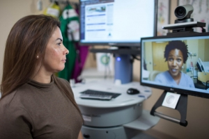 Telehealth has the potential to increase and further care and slow the spread of COVID-19