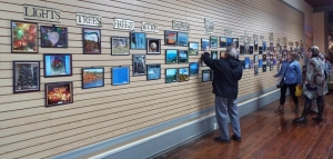 Photos from members of the Richmond County Photography Group went on display at Arts Richmond Tuesday.