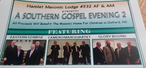 Southern gospel groups to perform for Masonic Children's Home benefit