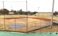 Memorial Park in Hamlet has undergone renovations and will be the home of the American Legion Post 49 baseball team.