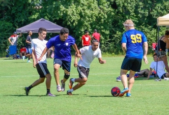 The fourth annual Hwy 55 three-on-three soccer tournament is scheduled for Saturday, July 28.