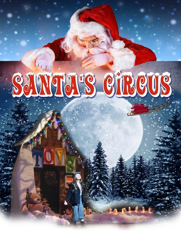 'Santa's Circus' making its way to the Cole Auditorium on Dec. 2