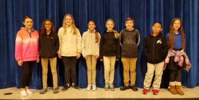 Washington Street students make Honor Roll