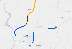 A bypass around Rockingham has been accelerated, according to a draft State Transportation Improvement Plan from the N.C. Department of Transportation.