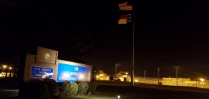 A call about a possible plane crash was called in from someone at Morrison Correctional Institution late Tuesday night. However, no trace of such an incident was found.