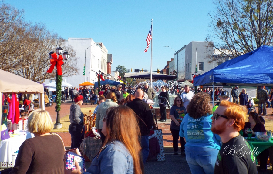 PHOTOS: Christmas on the Square in Downtown Rockingham